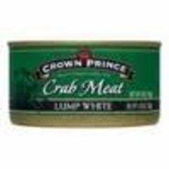 White Crab Meat (tinned)