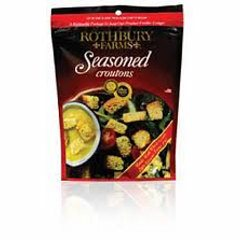 Seasoned Croutons