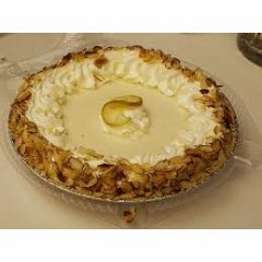 Caye Lime Pie (Whole)