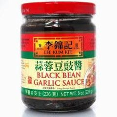 Lee Kum Chee Black Bean Garlic Sauce