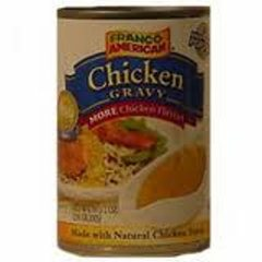Franco American Chicken Gravy