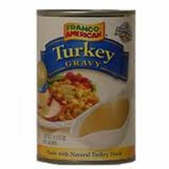 Franco American Turkey Gravy 10.5 oz.