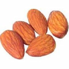 Almonds (fresh)
