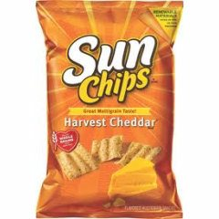 Sun Chips - Harvest Cheddar