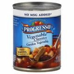 Progresso garden Vegetable