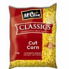 Cut Corn - Frozen