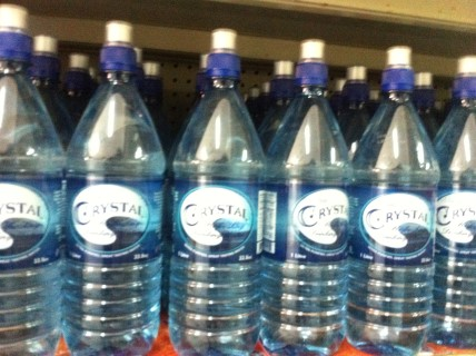 Bottled Water (1 litre) - Case of 12