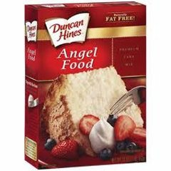 Duncan Hines Cake Mix - Angel Food
