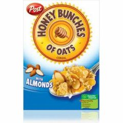 Honey Bunches of Oats With Almonds