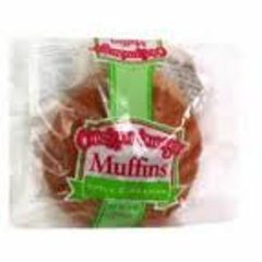 Otis Spunkmeyer Muffins Apple Cinnamon