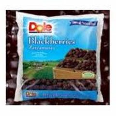 Dole Frozen Blackberries