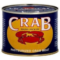 Crab Meat (Tinned)