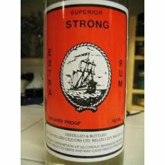 Strong Rum (Belize)200ml