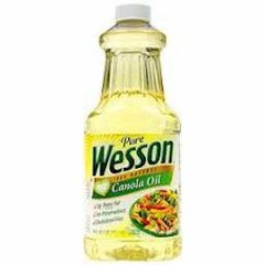 Wesson Oil Canola