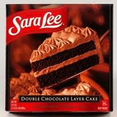 Sara Lee Double Chocolate Layer Cake