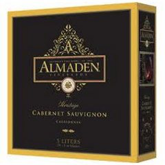 Almaden Cabernet Sauvignon (Bag In A Box)5.0 litre