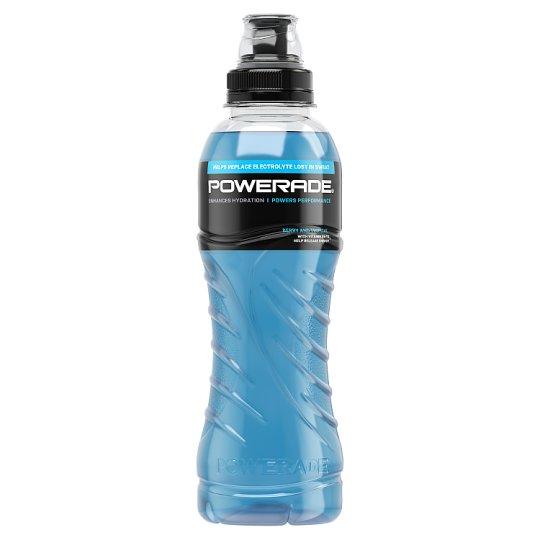 Powerade berry case of 12