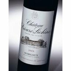 Mortier Chateau Prieure Lichine Margaux 2003