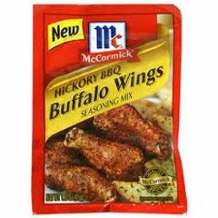 McCormick's  n' Season Buffalo Wings