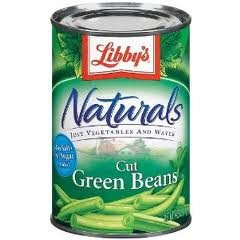 Libby's Cut Green Beans