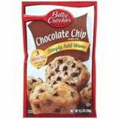 Betty Crocker Muffin Mix - Chocolate Chip