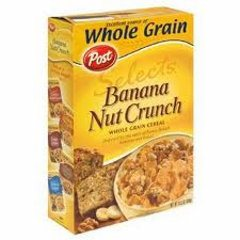 Post Banana Nut Crunch