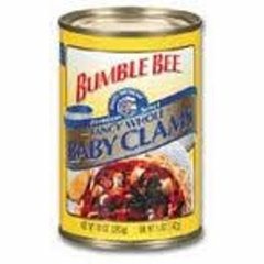 Baby Clam (tinned)