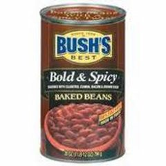 Bush's Bold and Spicy Baked Beans