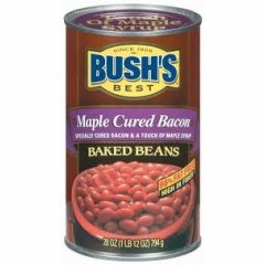 Bush's Maple Cured Bacon Baked Beans