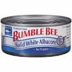 Bumblebee Solid White Albacore