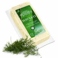 Havarti with Dill Pre-Cut VacSeal each