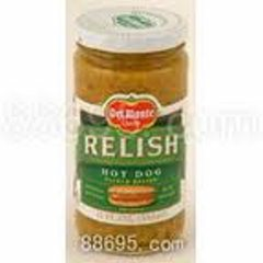 Delmonte Hot Dog Relish
