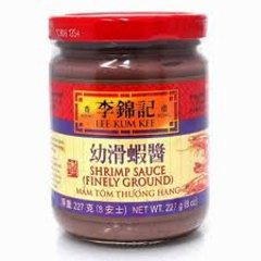 Lee Kum Chee Shrimp Sauce (finely ground).