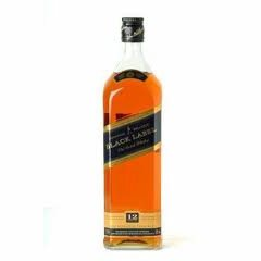 Johnnie Walker Black Label 12 Y.O.