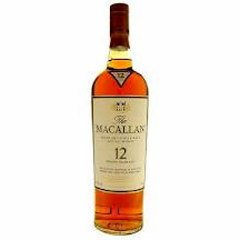The Macallan 12 Year Old (Speyside, Highlands)