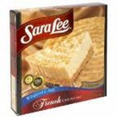 Sara Lee French Cheesecake