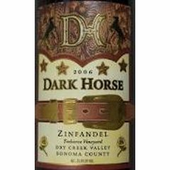 Dark Horse Wines 2006 Dry Creek Zinfandel
