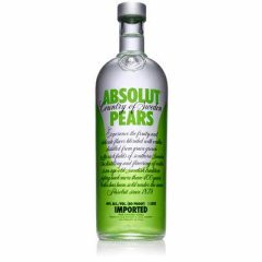 Absolut Pear