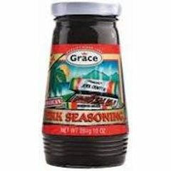 Grace Jerk SeasoningHot (Jar) (very hot)