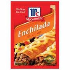 McCormick's Enchilada Seasoning