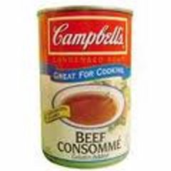 Campbell's Beef Consommé