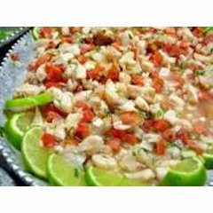 Ceviche - Lobster (seasonal)