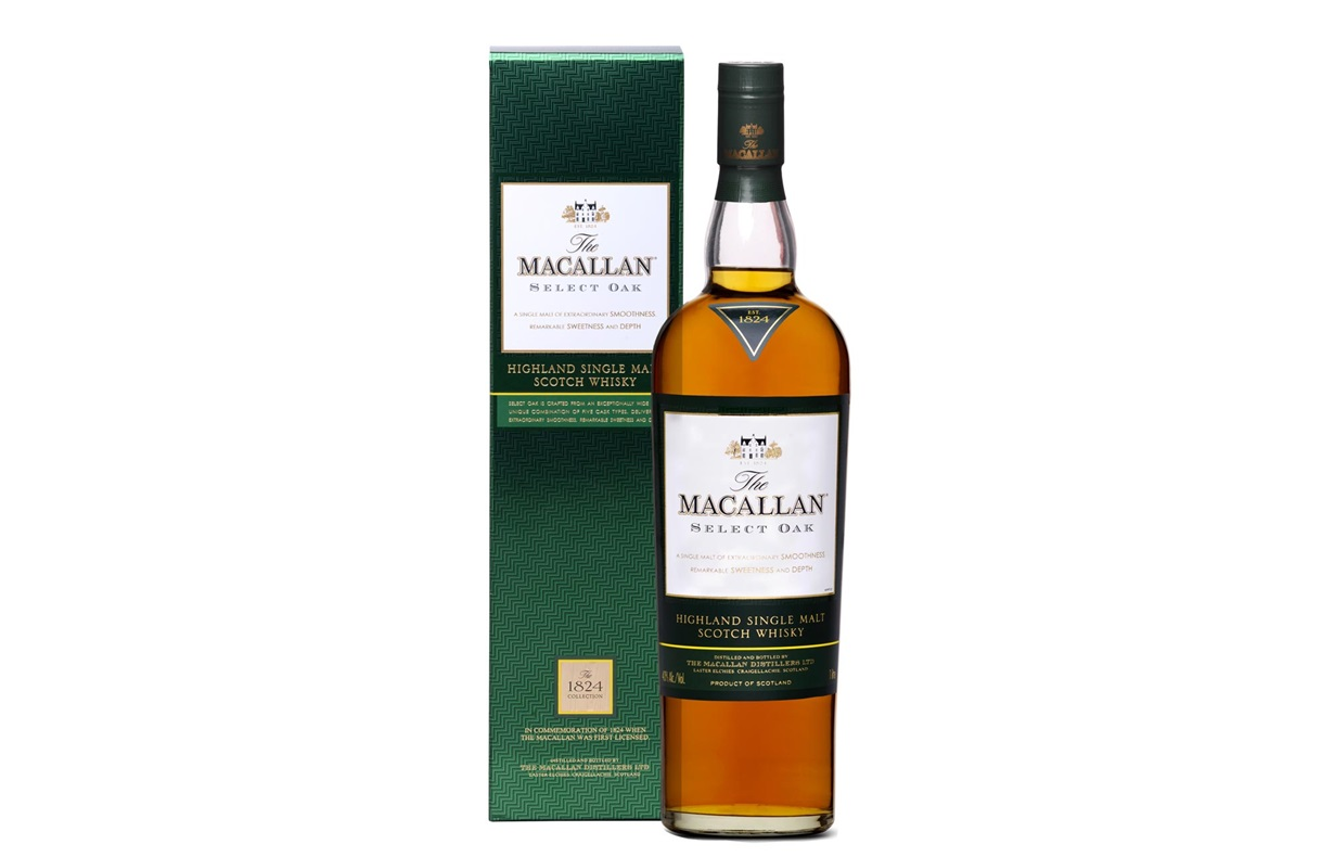 The Macallan select oak (Speyside, Highlands)