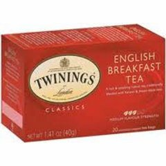 Gourmet Teas, English Breakfast