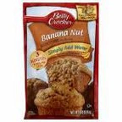 Betty Crocker Muffin MixBanana Nut