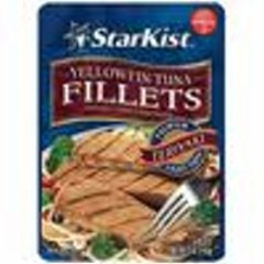 StarKist Yellowfin Fillets (VacPac)