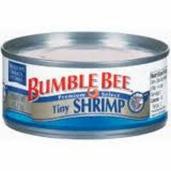 Shrimp - Canned