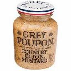 Dijon Mustard  Country Grey Poupon