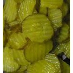 Sweet Hamburger Pickles