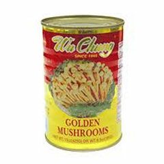 Golden Mushrooms (tinned)